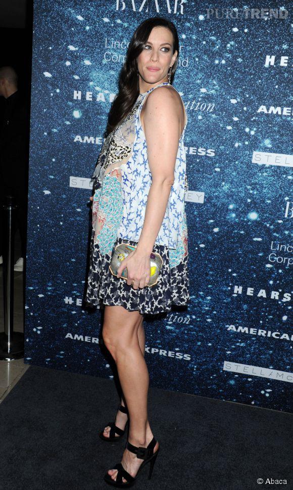 Liv Tyler, l'une des plus belles actrices d'Hollywood.