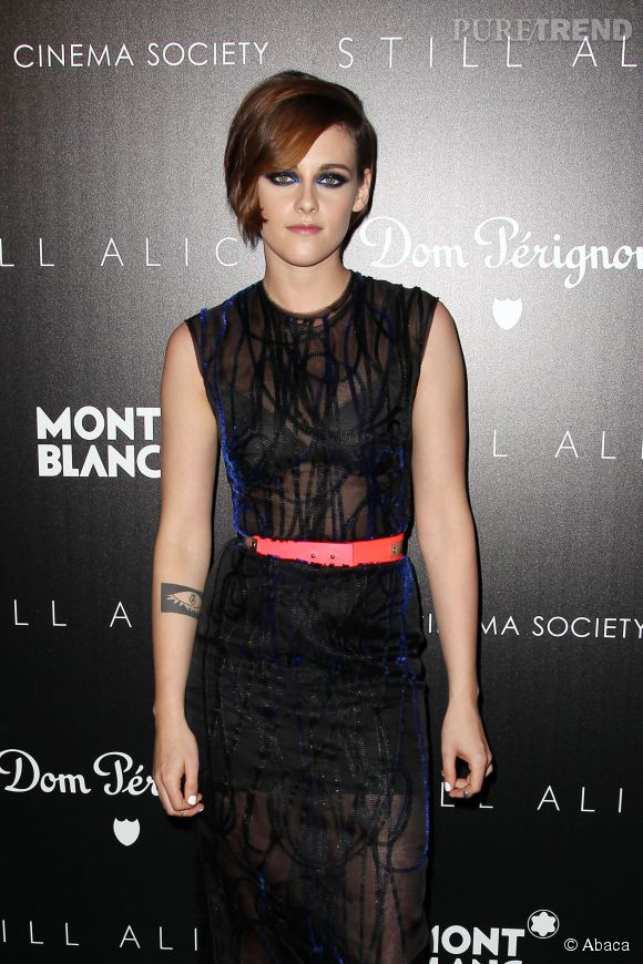 """Kristen Stewart, nommée aux César 2015 pour son rôle dans """"Sils Maria""""."""
