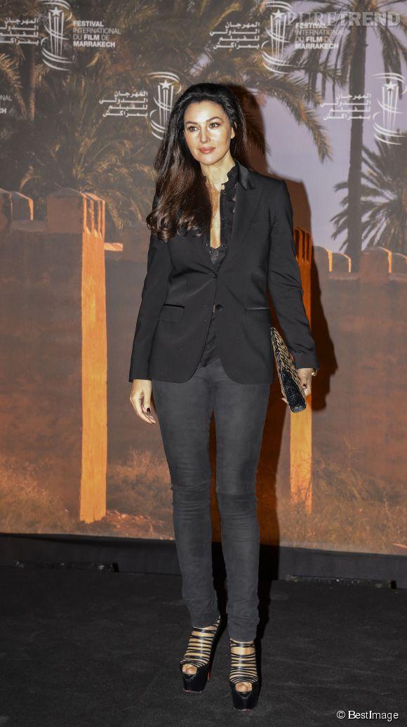 Monica Bellucci, la nouvelle James Bond Girl qui fait souffler un vent de fraîcheur sur la saga.