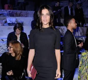 Julia Restoin-Roitfeld au défilé H&M Automne-Hiver 2015/2016.