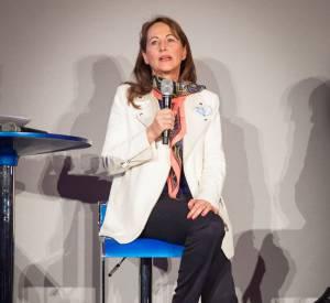 Ségolène Royal, une ministre BCBG engagée pour l'environnement.