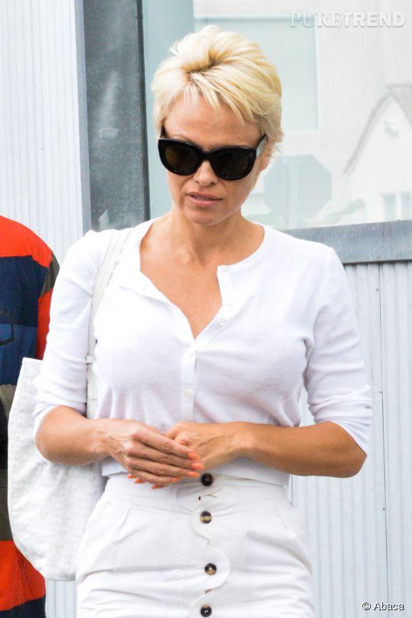 Pamela Anderson vit un vrai coup dur. Son ex, Rick Salomon la traite de tous les noms après avoir tenté de l'étrangler...