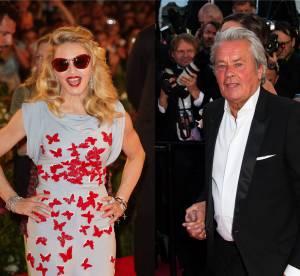 Alain Delon : il a fait craquer Madonna
