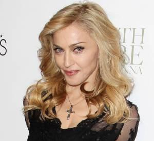 Madonna avoue avoir eu un petit crush pour Alain Delon lorsqu'elle était plus jeune.