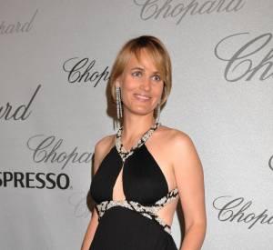 Place à une audacieuse création Roberto Cavalli lors d'une soirée Chopard en 2008 à Cannes.