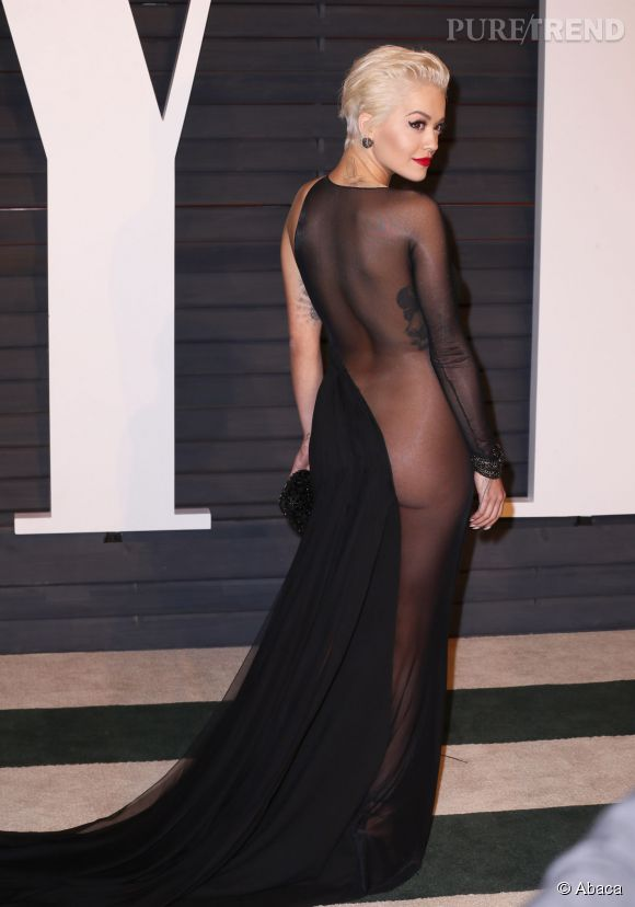 Rita, la reine des looks ultra sexy.