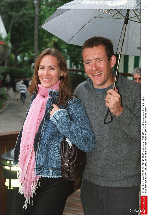 """Dany Boon a épousé Judith Godrèche après l'avoir séduite sur le tournage de """"Bimboland"""". Ils ont eu un fils."""