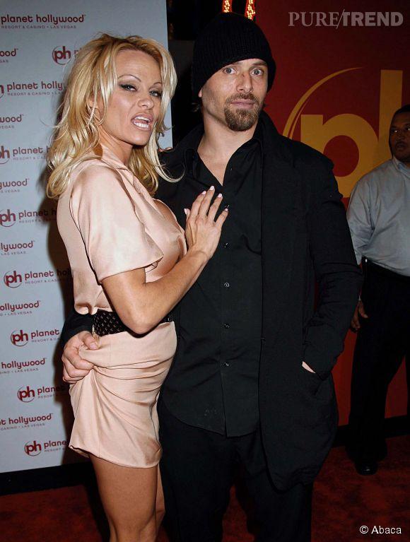 Pamela Anderson et Rick Salomon en plein divorce