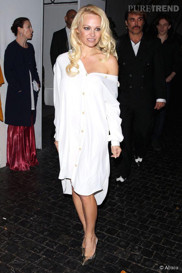 Pamela Anderson et Rick Salomon ont toujours eu une histoire d'amour houleuse