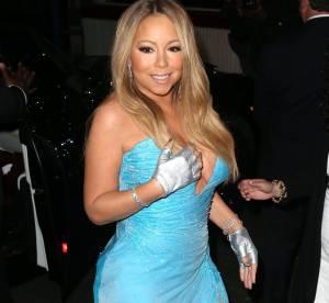 Mariah Carey : entièrement photoshoppée pour la pochette de son nouveau Best of