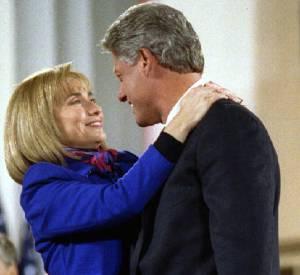 En 1992, Hillary Clinton devient la première Dame des États-Unis