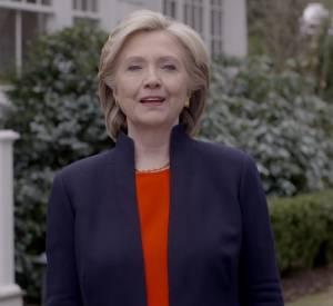 Hillary Clinton, candidate à la présidence des États-Unis de 2016.