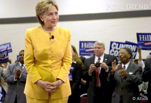 Hillary Clinton, son parcours en huit dates.