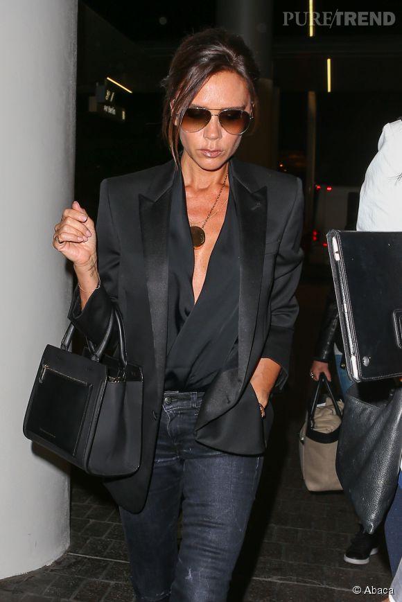 Hervorragend Victoria Beckham, une femme d'affaires mais une maman avant tout ! EZ13