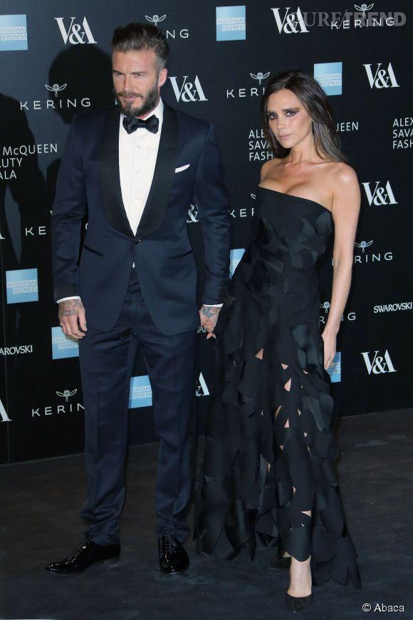Victoria Beckham et son mari David sont parents de quatre enfants. Les moments passés en famille sont rares mais particulièrement appréciés par le couple.