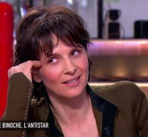 "Juliette Binoche : son souvenir des César 2015 ? ""C'était horrible"""
