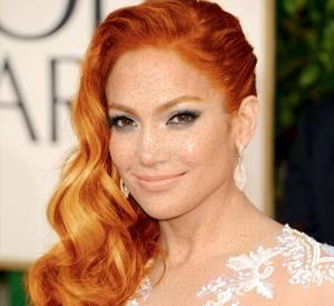 Jennifer Lopez éclatante avec cette nouvelle couleur de cheveux.