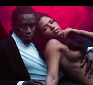 Diddy et Cassie : nus dans un clip très hot pour vendre du parfum (vidéo)