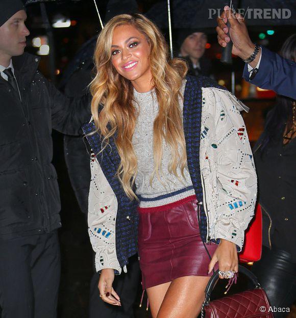 Beyoncé a presque la crinière de Khaleesi.