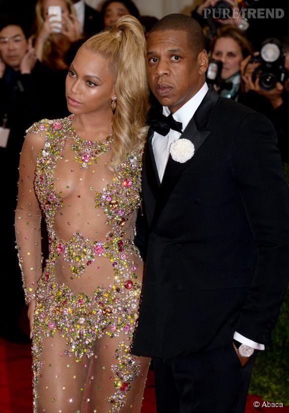 Jay-Z est fou amoureux : rien n'est trop beau pour sa douce.