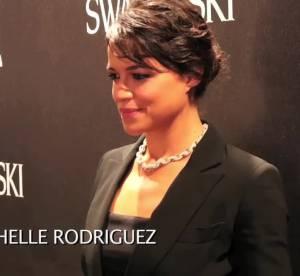 Michelle Rodriguez émue par Paul Walker : La soirée Swarovski au Carlton