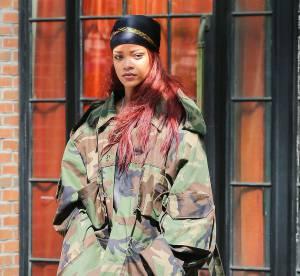 Rihanna : Grosse honte dans les rues de New-York