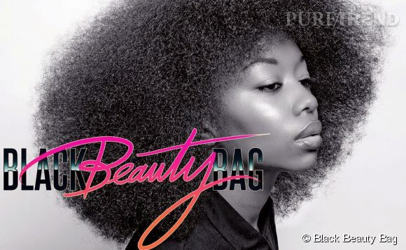 "Fatou N'Diaye, la fondatrice du blog beauté ""Black Beauty Bag""."