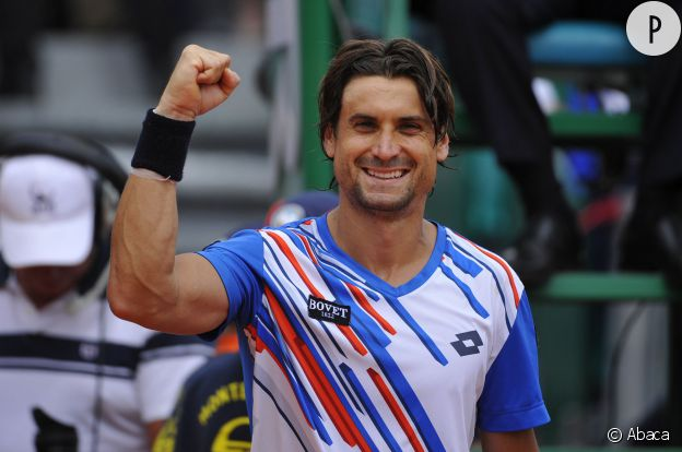 David Ferrer, 10e du classement.