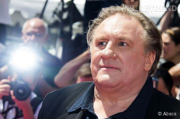 Gérard Depardieu a une grande carrière derrière lui.