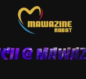 AVICII au festival Mawazine le 1er juin 2015.
