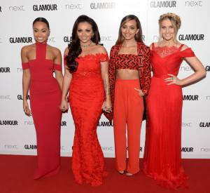 Les Little Mix se coordonnenent aux Glamour Women of The Year Awards.