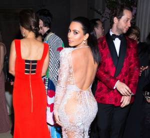 Kim Kardashian, Gigi Hadid, Sophie Marceau toutes en blanc, l'été arrive