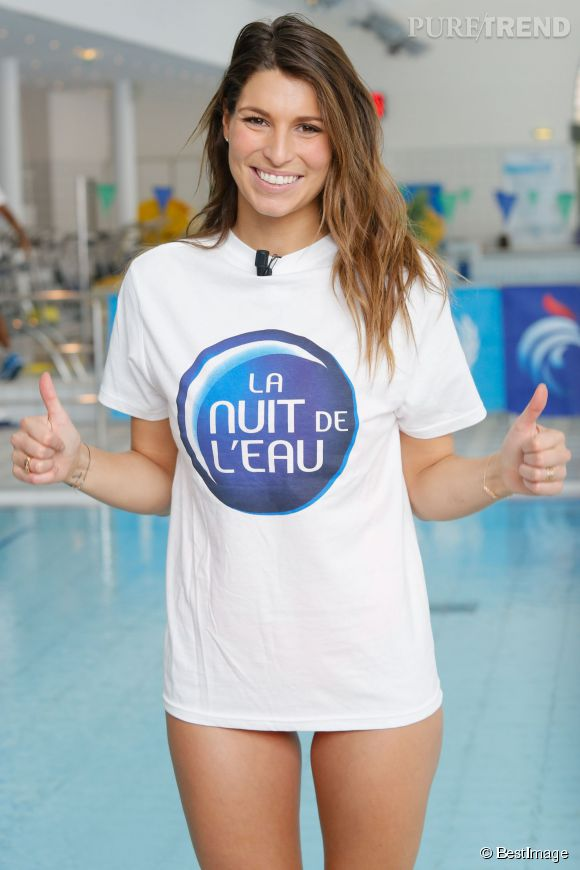 Laury Thilleman, une sportive très sexy...