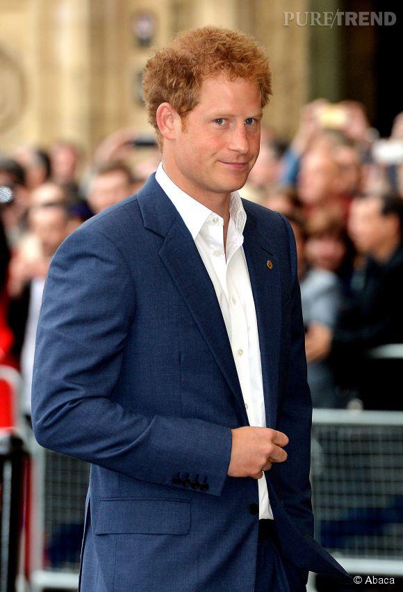 Le prince Harry quitte l'armée britannique.