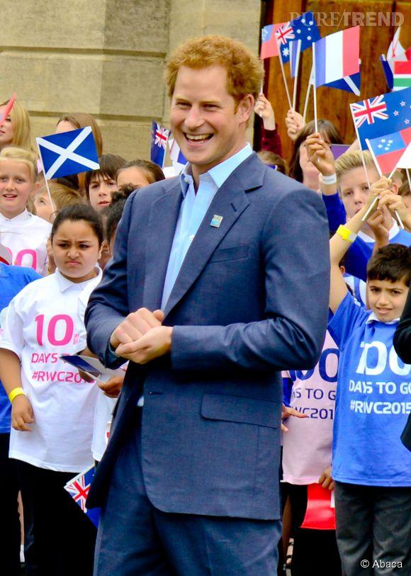 Le prince Harry se consacrera à la protection de l'environnement et des animaux.