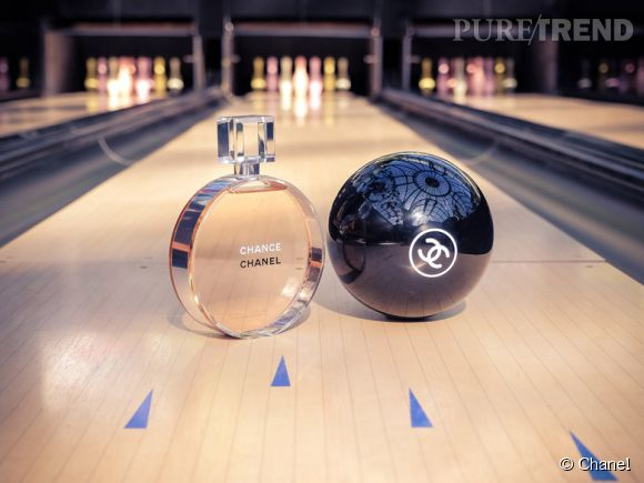 Le bowling selon Chanel au Grand Palais.
