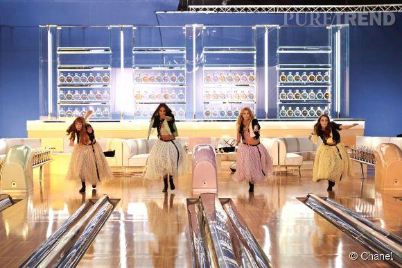Chanel et sa nouvelle passion pour le bowling.