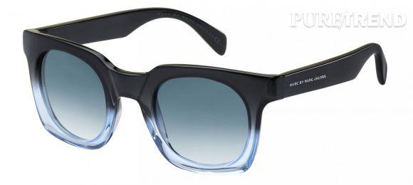 Les lunettes aux formes arrondies seront tendance cet été.