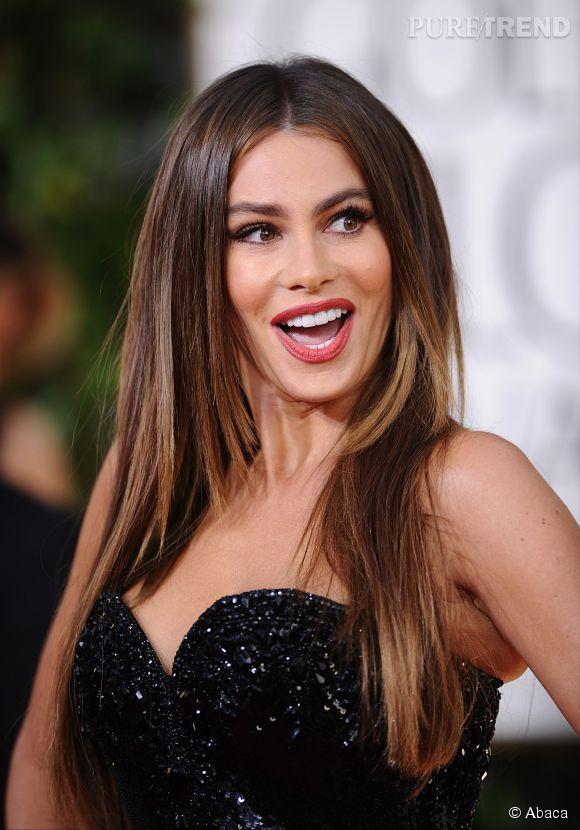 Sofia Vergara est une des stars les plus sexy : elle n'a rien a cacher et s'assume sans maquillage.
