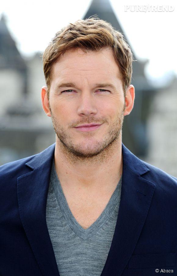 Aujourd'hui, Chris Pratt ressemble à ça. Miam.