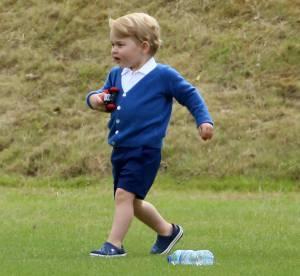 Prince George : il booste les ventes des crocs en Angleterre
