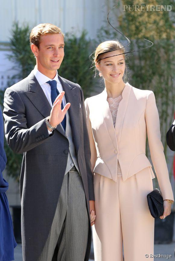 Dans un mois, Pierre Casiraghi et Beatrice Borromeo seront mari et femme.