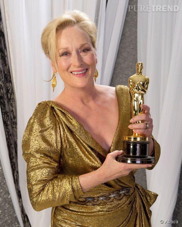 Meryl Streep, une des plus grandes actrices de notre temps et une des plus engagées aussi.