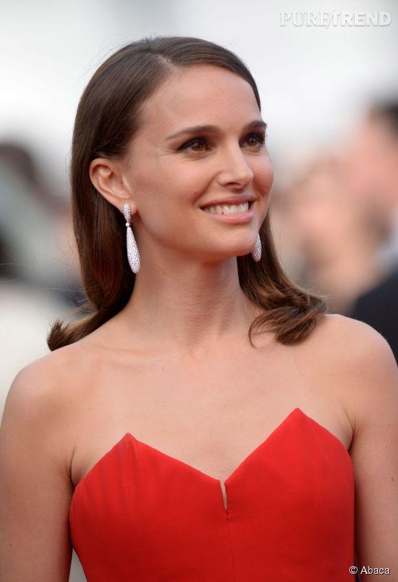 Natalie Portman aime le maquillage discret.