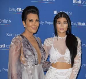 Kylie Jenner méconnaissable et Kris Jenner trop dénudée : au secours !