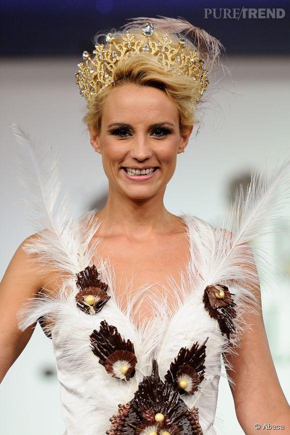 L'ancienne Miss France est vient en aide aux enfants démunis.
