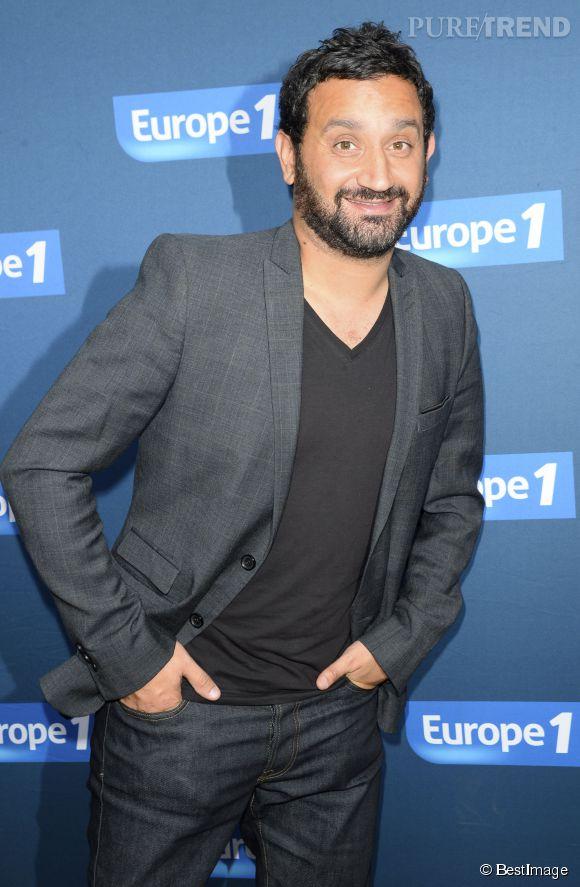 Cyril Hanouna est l'animateur préféré des Français.