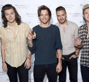 """One Direction : ils surprennent leurs fans avec """"Between Us"""", leur 4eme parfum"""