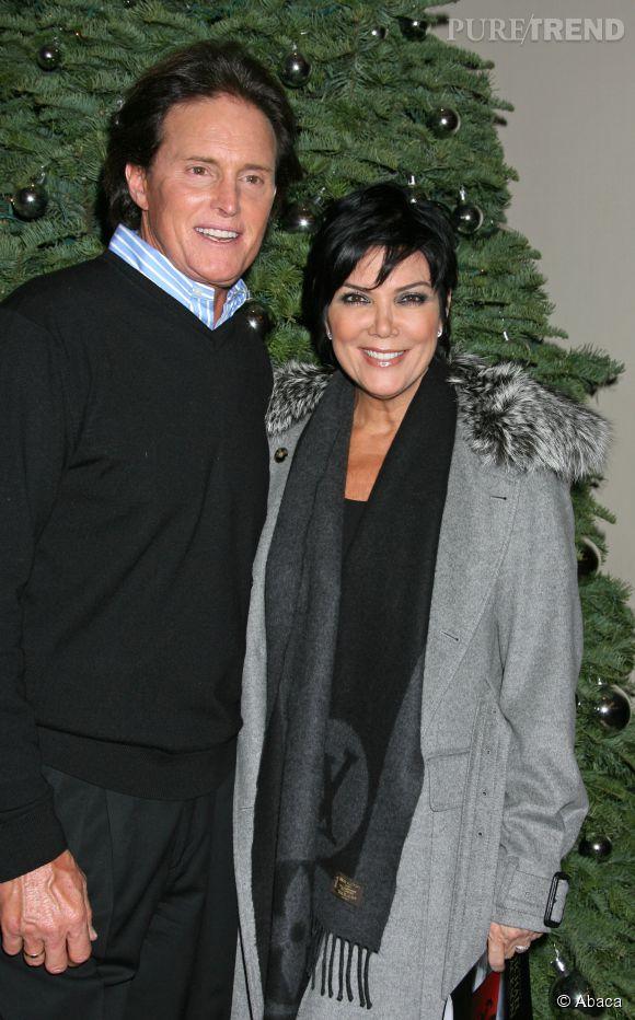 Kris Jenner et Bruce ont été mariés  pendant 23 ans.