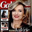 Valérie Trierweiler fait la couverture du nouveau  Gala  (numéro du 24 juin 2015).